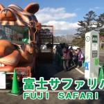 富士サファリパークに宿泊子連れで旅行!周辺ホテルも合わせて口コミレビュー!