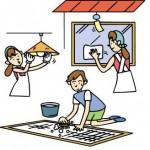 家の掃除の効率的な手順は?大掃除に役立つおすすめ便利グッズも紹介!