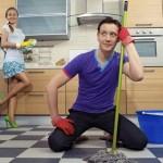 掃除をしない妻がやる気になる方法!掃除は妻の仕事?旦那にさせるには?