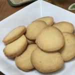 砂糖・小麦粉不使用の米粉クッキーレシピ!簡単でからだにやさしいお菓子